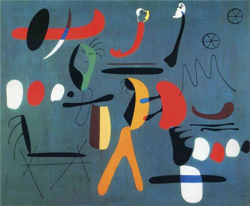 Painting, 1933 by Joan Miro