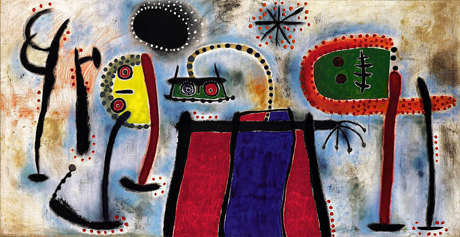 Painting, 1953 by Joan Miro