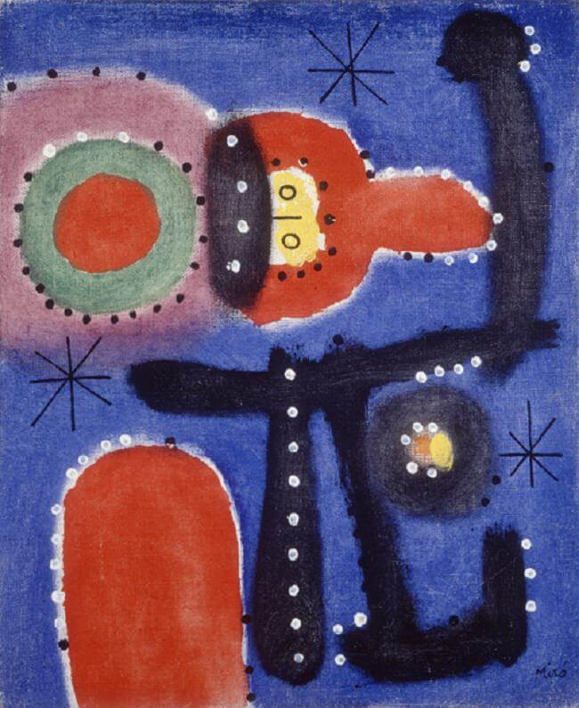 Painting, 1954 by Joan Miro