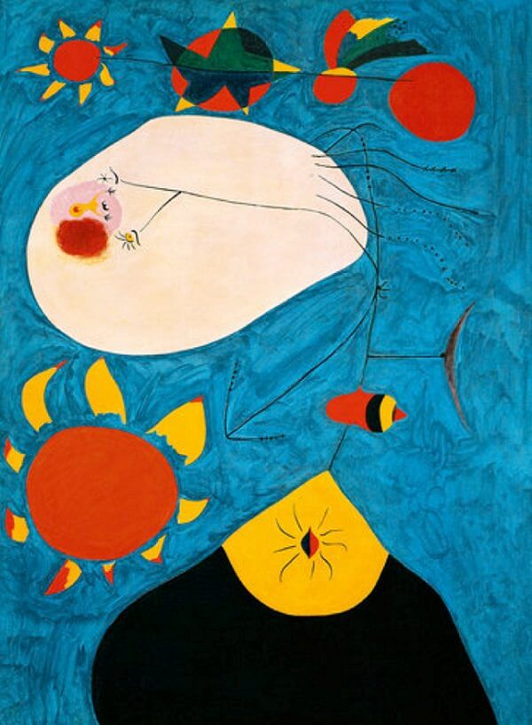 Portrait IV, 1938 by Joan Miro
