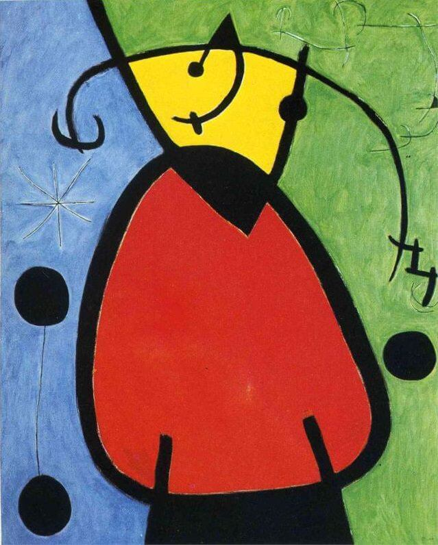 The Birth of Day, 1968 by Joan Miro